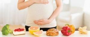 surveiller son alimentation pendant la grossesse